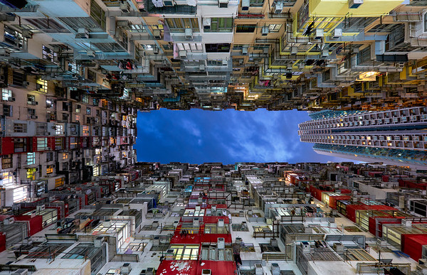Urban Density || Hong Kong