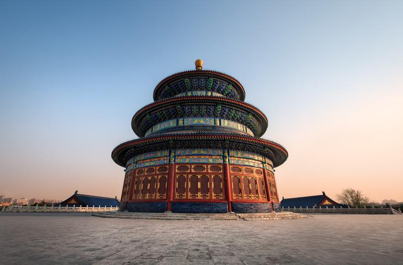 To The Heavens || Beijing China