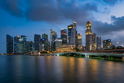 The Lion City || Singapore