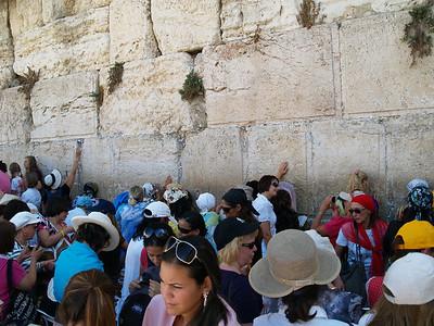 Western (Wailing) Wall, Jerusalem, Israel