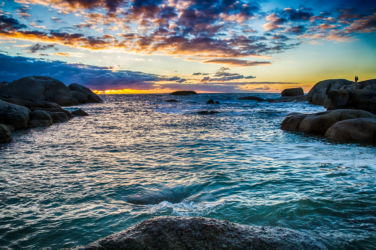 Cape Town, South Africa ~ Sunset