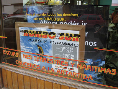 Tours to Antarctica