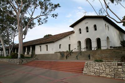 San Luis Obispo. Mission