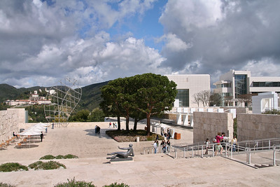 Los Angeles. The Getty Museum