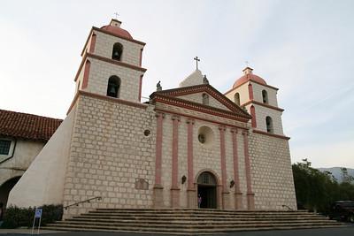 Santa Barbara. Mission