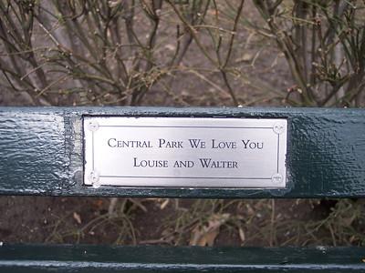 New York. Central Park