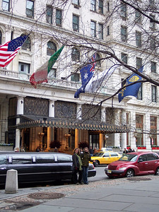 New York. The Plaza