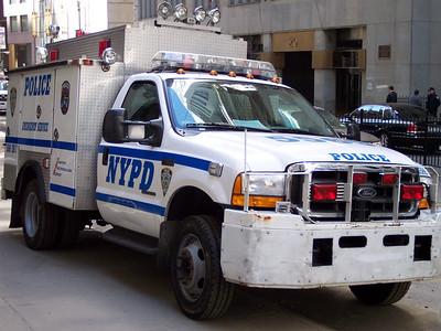 New York. NY police