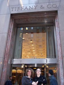 New York. Tiffany girls