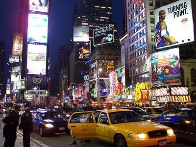 New York. Times Square