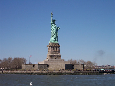 New York. Liberty statue
