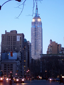 New York. Empire State building