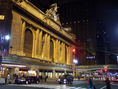 New York. Grand Central