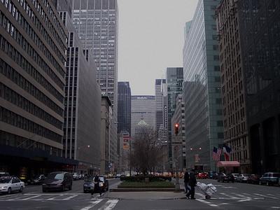 New York. Park Ave.