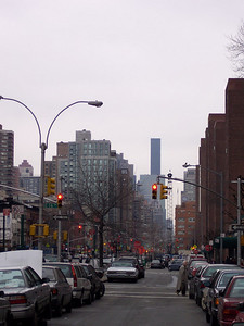 New York. First Ave. to Midtown