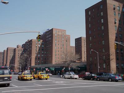 New York. Stuyvesant town