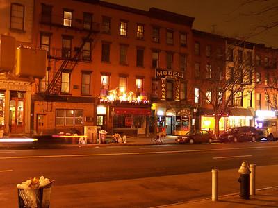 New York. Atlantic Ave., Brooklyn