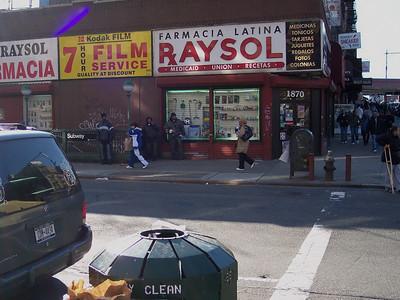 New York. Harlem
