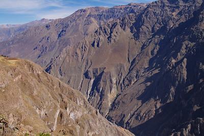 Colca Valley. Cruz del Cóndor