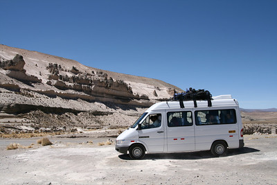 From Arequipa to the Colca Valley