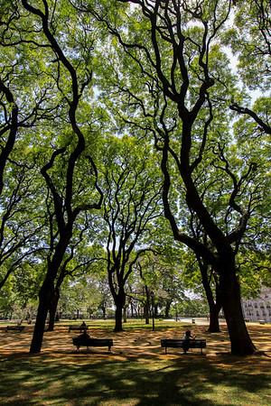 Plaza Libertador General San Martin