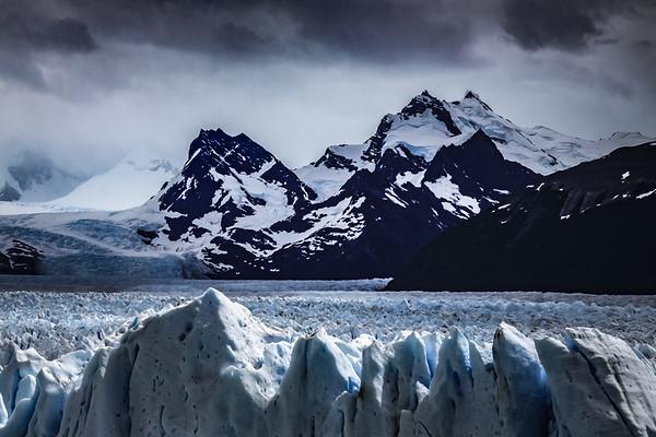 Perito Moreno Andes