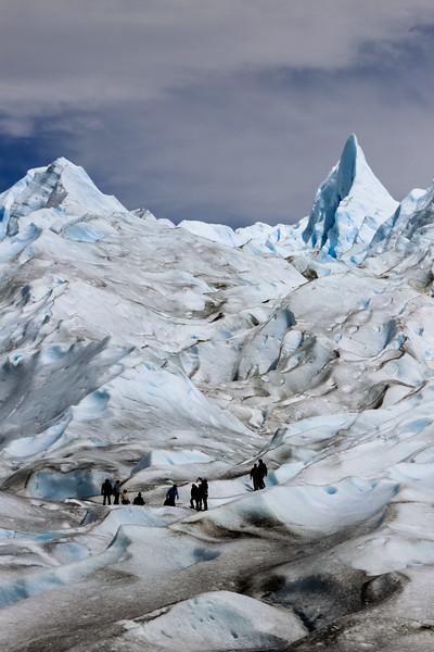 Perito Moreno Ice Climbing