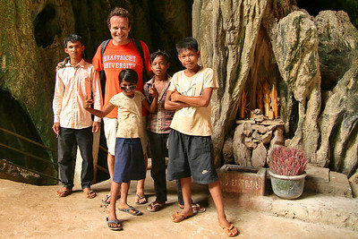 Around Kampot, Cambodia