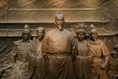 Hongwu Emperor, founder and first emperor of the Ming Dynasty