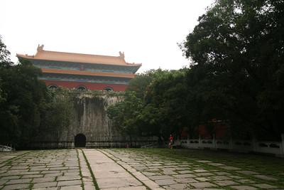 Nanjing, Ming Xiaoling Mausoleum
