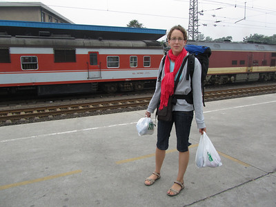 Yanzhou train station