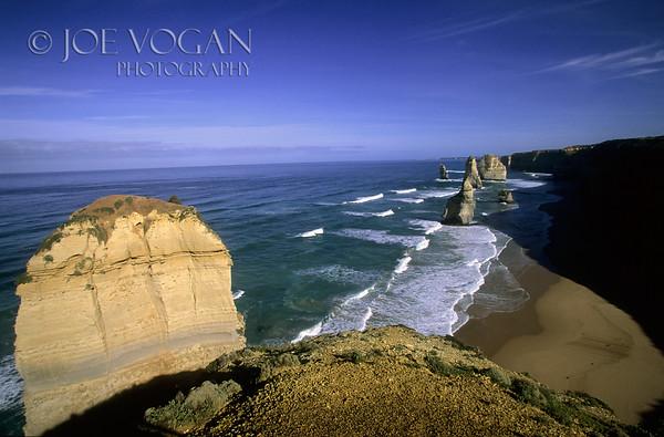 The Twelve Apostles, Port Campbell National Park, Victoria, Australia