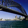 Harbour Bridge, Sydney, New South Wales, Australia