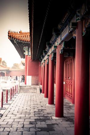 Forbidden City 故宮