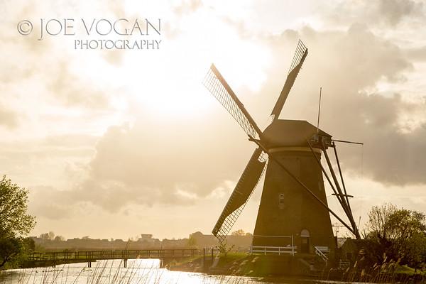 Kinderdijk, South Holland