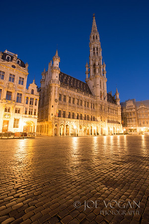 Grand Palace, Brussels, Belgium