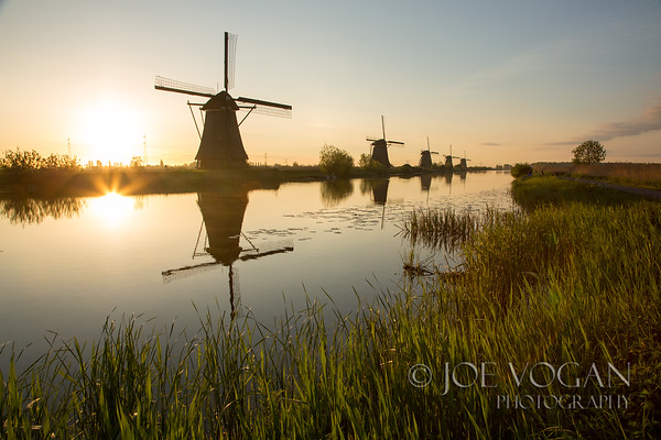 Kinderdijk, South Holland