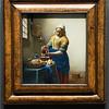 The Milkmaid (Johannes Vermeer), Rijksmuseum, Amsterdam, Netherlands