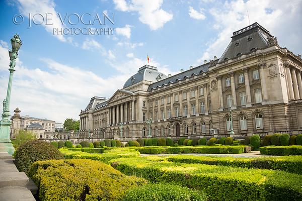 Royal Palace, Brussels, Belgium