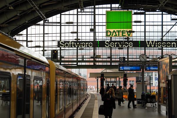Berlin Ostbahnhof Station