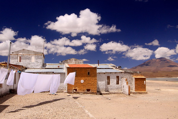 Bolivian Outpost