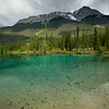 Faeder Lake, Yoho National Park, Canada