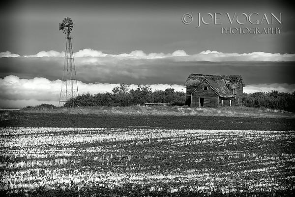 Farm, Alberta, Canada