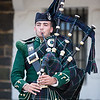 Bagpipe Player, Citadel Hill (Fort George), Halifax, Nova Scotia, Canada