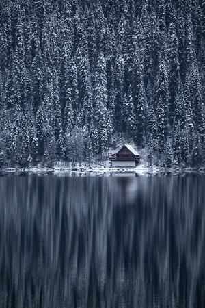 Bowron Cabin