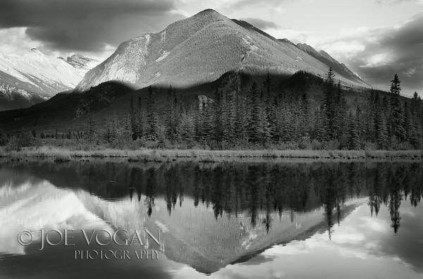 Vermillion Lakes, Banff National Park, Alberta, Canada