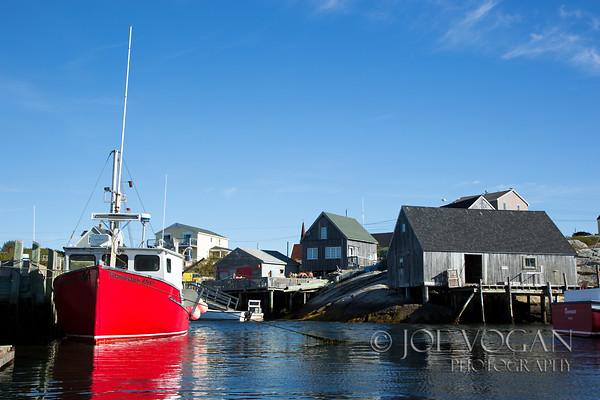 Peggy's Cove, St. Margarets Bay, Nova Scotia, Canada
