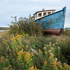 Fishing Boat, Hawbolt Cove, Nova Scotia, Canada