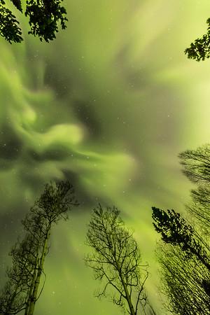 Solar Storm Vivian Lake