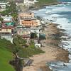 Coastline, Old San Juan, Puerto Rico